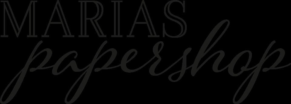 Logo Marias Papershop