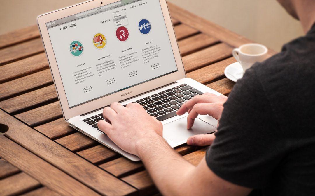 Ny webside – hvor starter du?